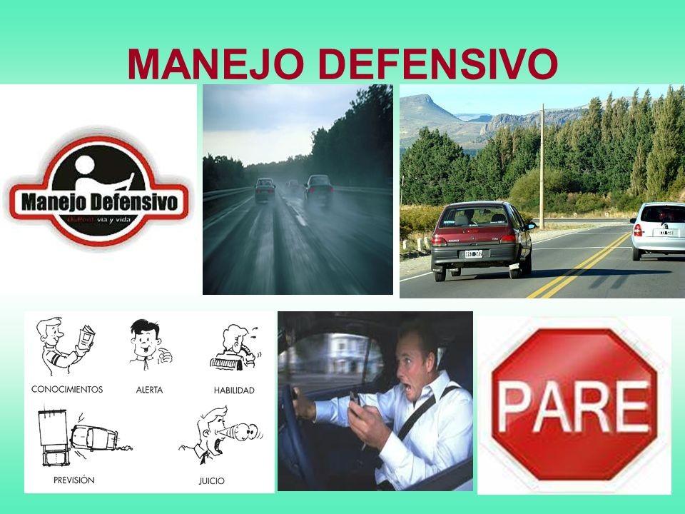 CURSO DE MANEJO DEFENSIVO